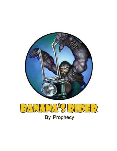 Arôme concentré Banana's Rider