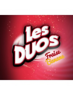 Les Duos - Fraise Banane