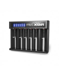 Chargeur Xtar MC6 Queen Ant Light