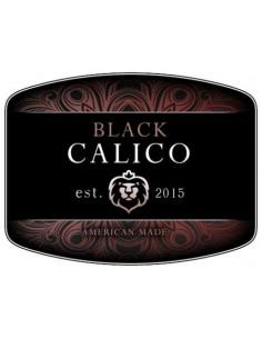 BLACK CALICO