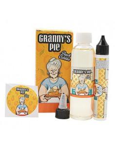Granny's Pie - Peach Cobbler