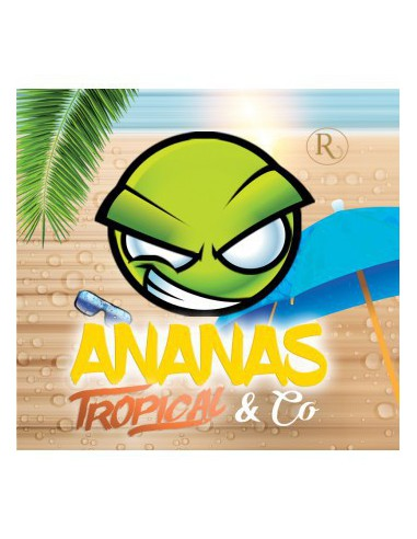 Arôme concentré Exo Ananas Tropical & Co