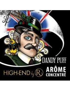 Arôme concentré Dandy Puff HIGH-END REVOLUTE