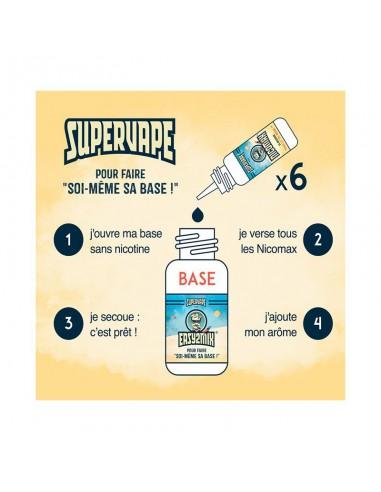 Kit Easy2Mix Supervape 20/80