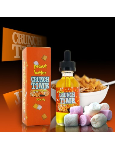 Crunch Time Peanut Butter 50ml