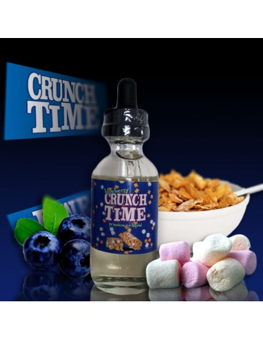 Crunch Time Blueberry