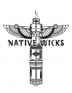 Native Wick Cotton Platinum
