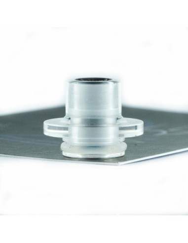 Drip tip clear pour Notos RDA