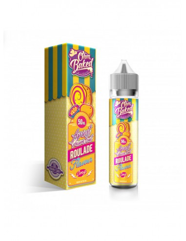 Apricot Passion Fruit Roulade 50ml