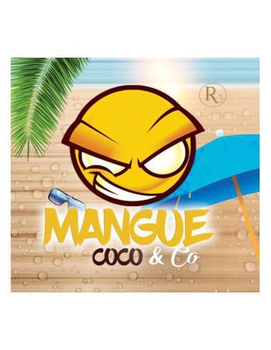 Arôme concentré Exo Mangue Coco & Co
