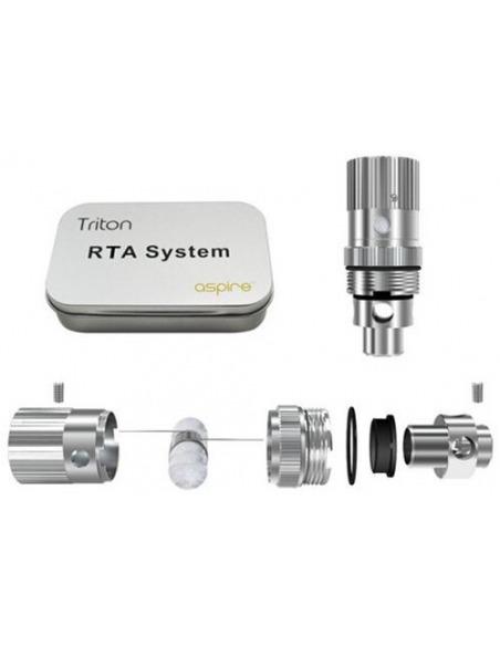 Kit RTA Aspire Triton