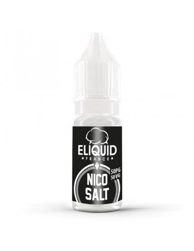 Booster sel de nicotine eLiquid France